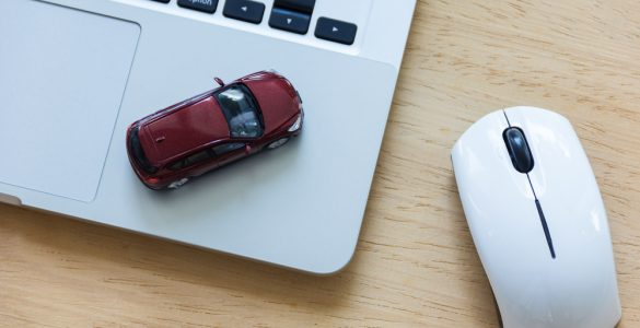 Acheter sa voiture sur Internet