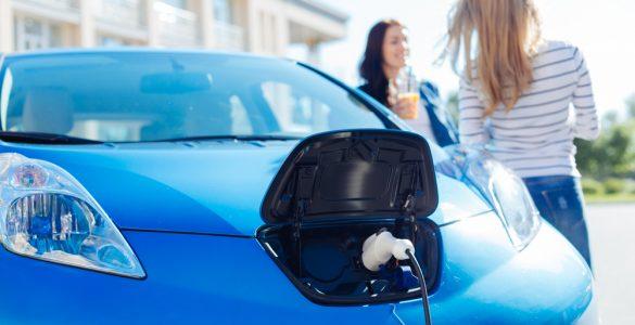 voiture electrique sans borne